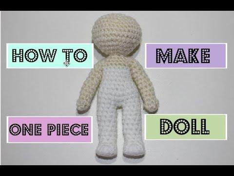 Amigurumi Doll Pattern: My Dolly Molly - CAL Part 1 - The Loopy Lamb | 360x480