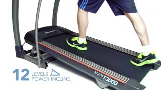T3000 TREADMILL HORIZON