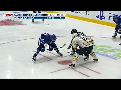 Buffalo Sabres vs Toronto Maple Leafs - September 22, 2017 | Game Highlights | NHL 2017/18