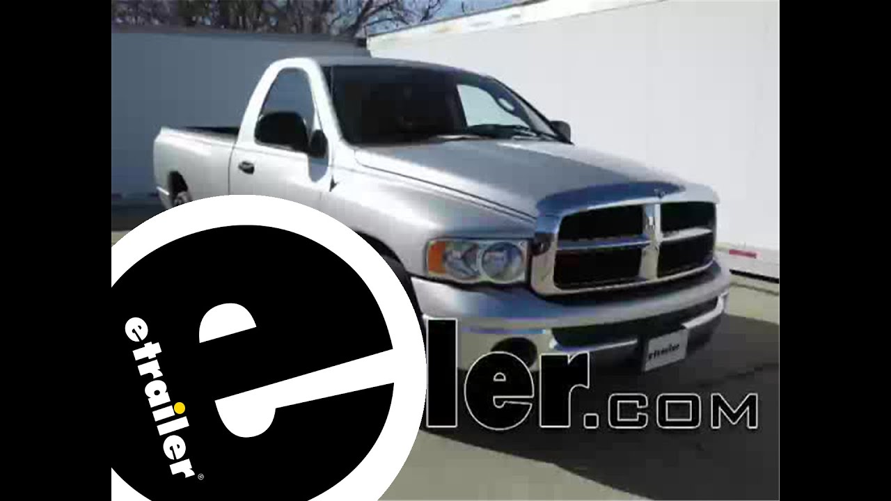maxresdefault installation of a trailer brake controller on a 2003 dodge ram CRS Hose 2001 Dodge Durango at nearapp.co