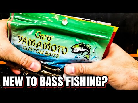 Bass Fishing For Beginners: SENKO / STICK BAIT - HOW TO RIG & WHERE TO USE IT (2018)