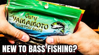 Bass Fishing for Beginners SENKO STICK BAIT HOW TO RIG WHERE TO USE IT 2018