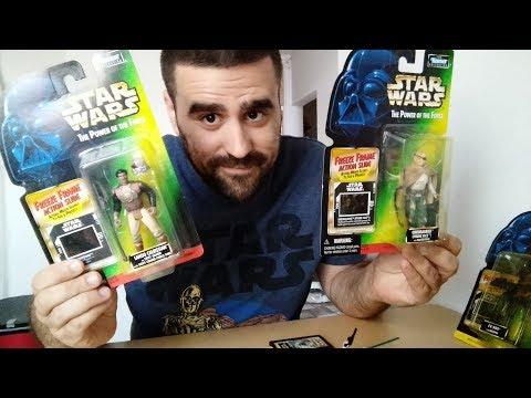 Heti videó: 27# POTF2 Star Wars figurák részletesen 8.rész