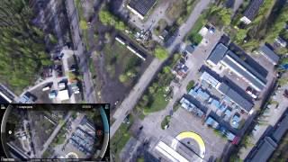 XIAOMI DRONE 4K - Maksimum altitude test