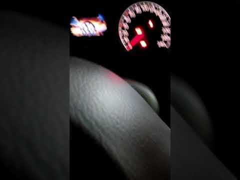 Как работает авто свет на Поло Седан!