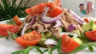 Салат «Женское здоровье» | Fitness salad