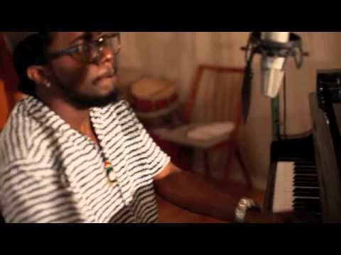 """Nigerian Jazz Pianist Dapo Dina plays """"Oluwa Ku Ise"""""""