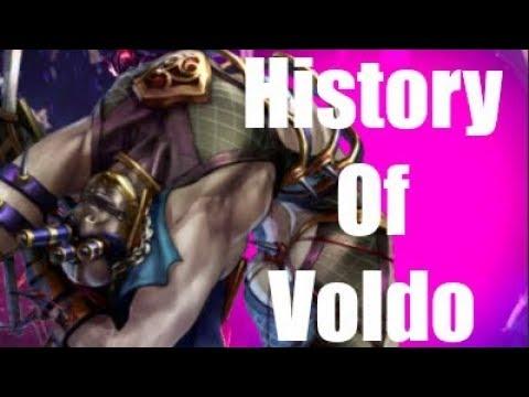 History Of Voldo Soul Calibur 6