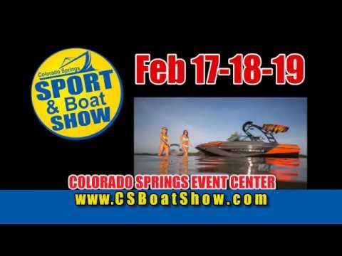 Colorado Springs Sport & Boat Show