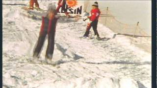 ABBA In Switzerland - Skiing and Snow Scenes (4/9)
