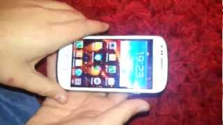 How To Take A Screenshot On The Samsung Galaxy s3 Mini