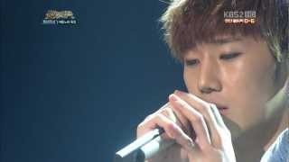 Sunggyu (INFINITE) ft. Dongwoo & Baby Soul ~ Woman On The Beach @IS2 120721