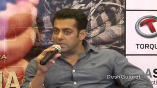 Salman Khan, Katrina Kaif talk about Ek Tha Tiger and more