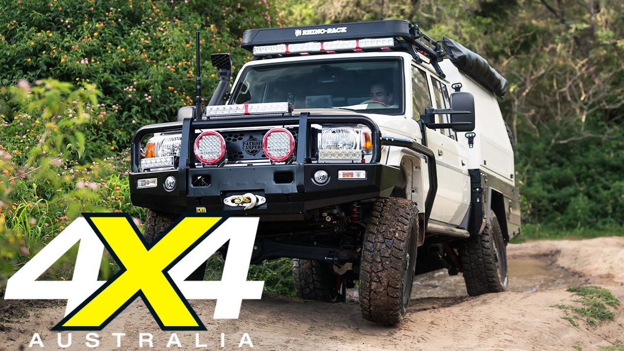 Patriot Campers' LandCruiser 79 Series build goes global ...