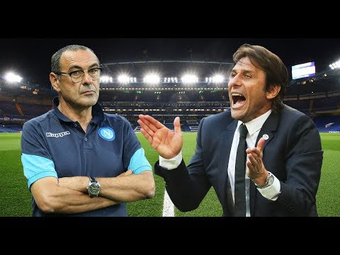 SARRI IN JORGINHO IN CONTE OUT Chelsea latest news with Charlie and Rory