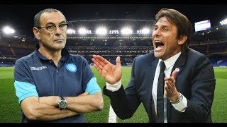 SARRI IN! JORGINHO IN! CONTE OUT! Chelsea latest news with Charlie and Rory