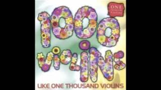 1000 Violins - Start Digging My Grave Sugar