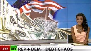 World economy to bear burden of Washington's sequester