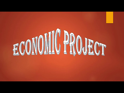 12th Commerce economic project