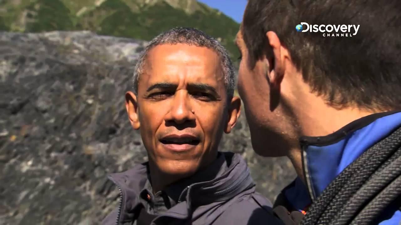 Running Wild With Bear Grylls And President Barack Obama ...