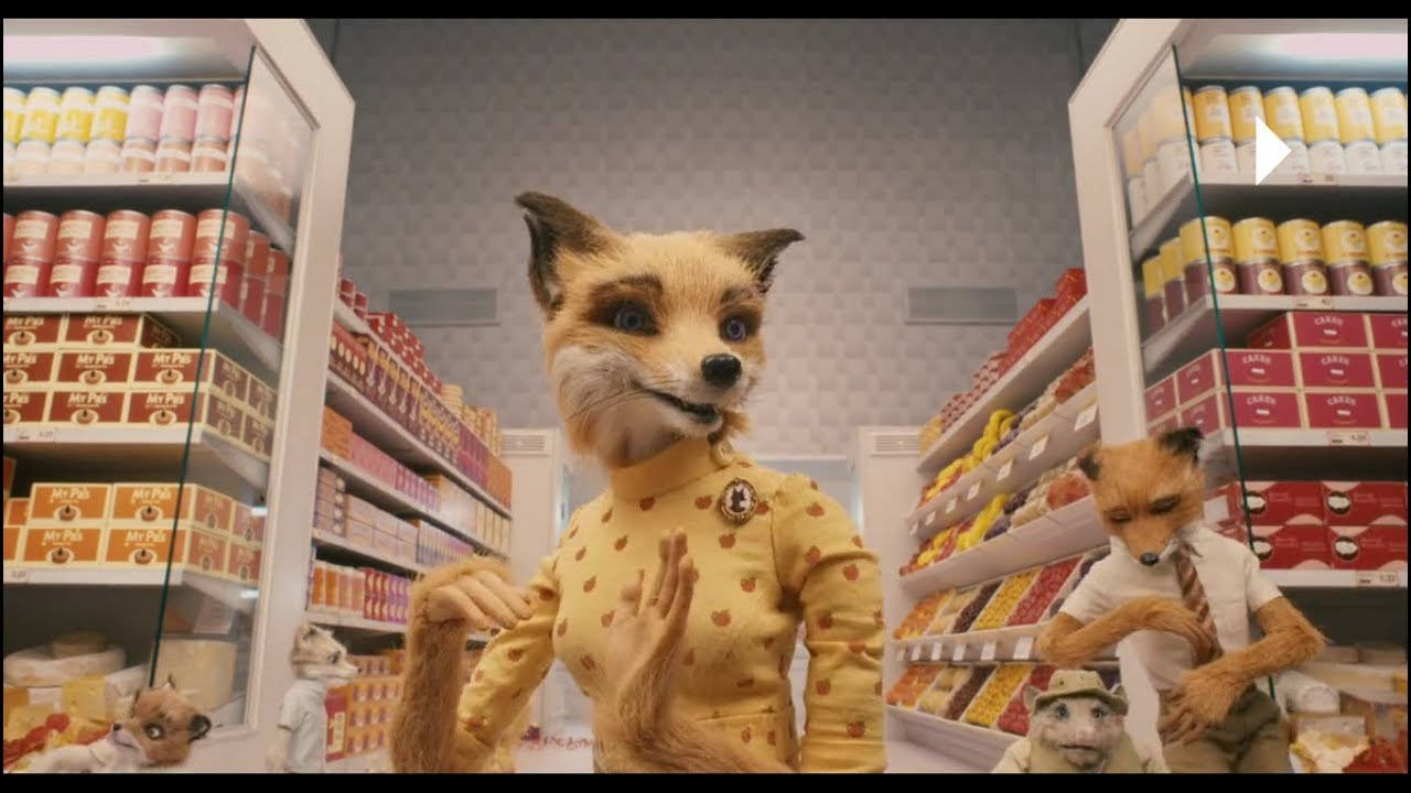 The Absurd Reality Of Fantastic Mr Fox S Bleak Happy Ending And The Meaning Of The Canis Lupus Scene Scribble Hub Forum