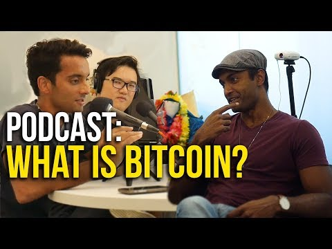 WHAT IS BITCOIN? - Dr. Prash | MOF Podcast EP2