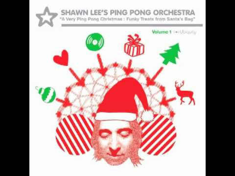 "Shawn Lee's Ping Pong Orchestra - ""Jingle Bells"""
