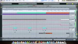 Skrillex - Voltage Intro Remake + Project Download