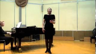 N. Zelyankova, N. Kachalova А  Даргомыжский, песня Лауры