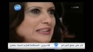 جمال ولميس برهم في برنامج احمر بالخط العريض