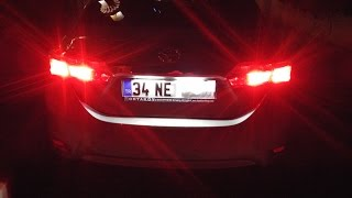 License Plate LED Lighting Application