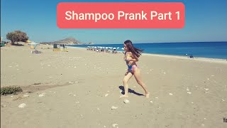 Shampoo Prank : Amazing Reactions 😂😂 || OriginalChannel Pranks