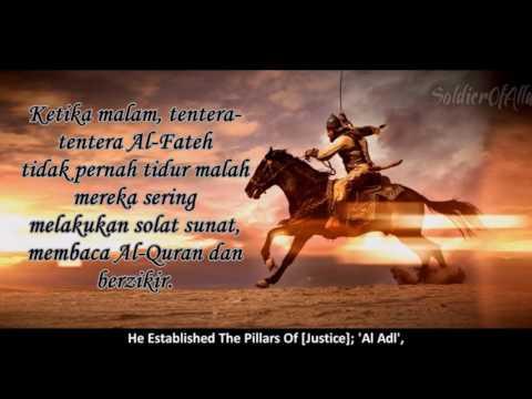 SULTAN MUHAMMAD AL FATEH ~ pembuka konstantinopel