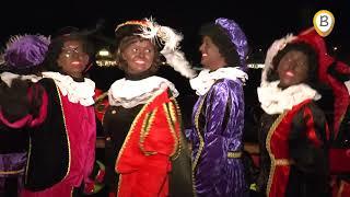 Intocht Sinterklaas  in Elburg 2017