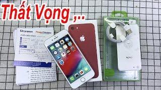 Thử mua iphone 7 trên mạng và sự thất vọng khi nhận sản phẩm