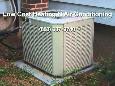 Low Cost Heating N Air Conditioning