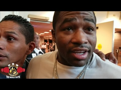 BRONER ADDRESSES STREET FIGHT ALLEGATIONS AND PREDICTS KNOCKOUT IN CANELO-GOLOVKIN FIGHT