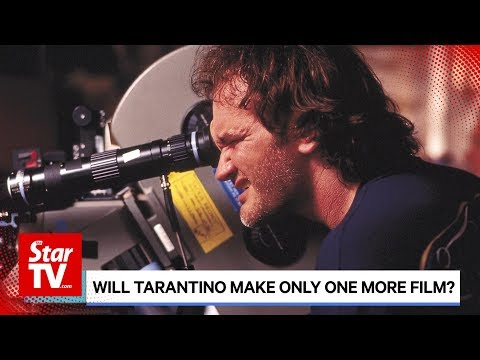 Will Tarantino Make Only One More Film?
