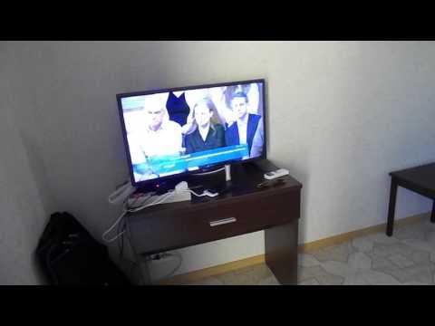Июль 2017. Новомихайловский. Номер в гостинице Наутилус.