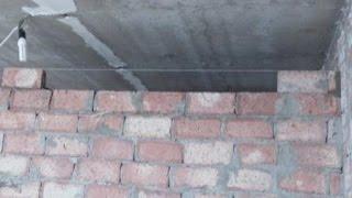 видео Кладка стен