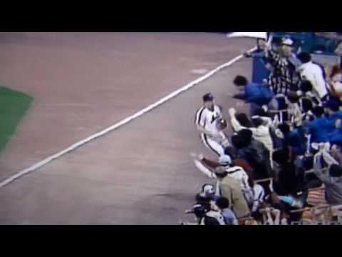 Rusty Staub Game-Saving Catch For New York Mets!