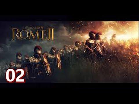 "Total War: Rome 2 - Rome Part 2 ""Punic Wars"" |"