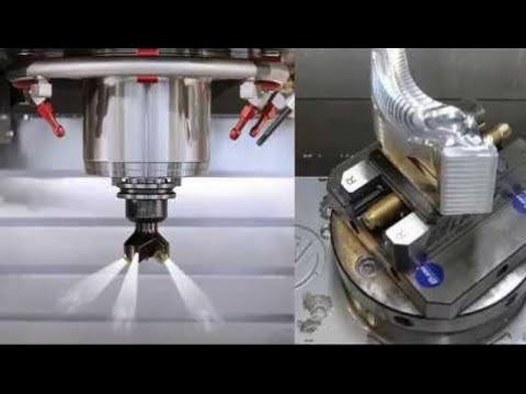 [Technology Video] Breakthrough Machining Technology For The Industry - Haas Umc - 750 Automation