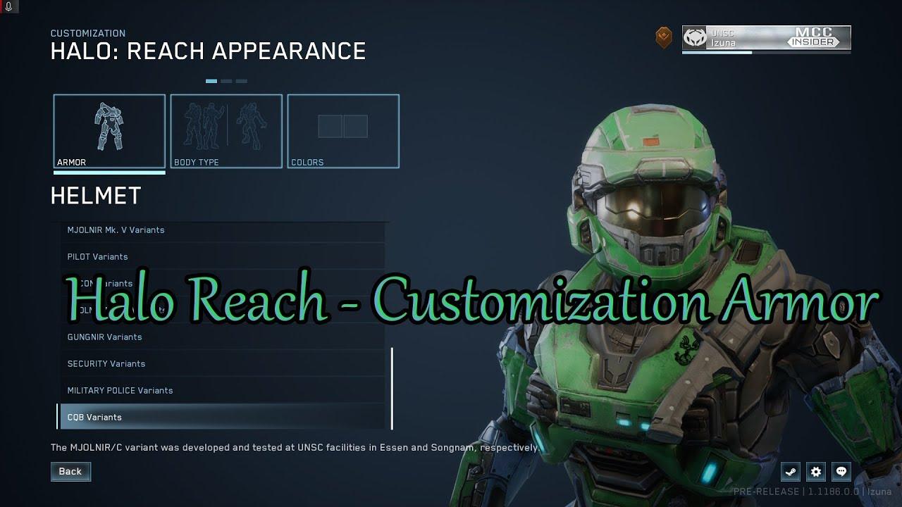 Halo Reach Customization Season Pass Halo Insider Flight