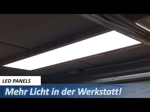 Licht Panel Led : Led panel kaufen bei hornbach