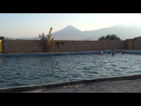 Радоновый бассейн, г.Арарат (Армения)