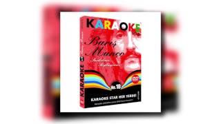 Karaoke Star Barış Manço Şarkıları Söylüyoruz - Sarı Çizmeli Mehmet Ağa