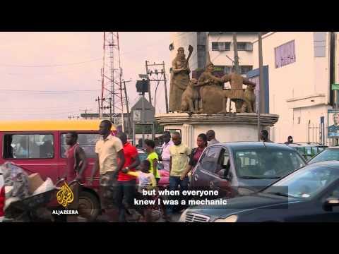 My Nigeria - Sandra Aguebor: Lady Mechanic