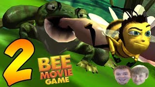 THUMBS UP FOR THE BEE MOVIE GAME! Live Stream: http://www.twitch.tv...