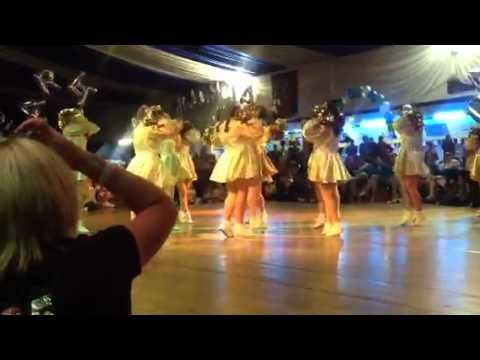 Hagfold Morris dancers championships 2012